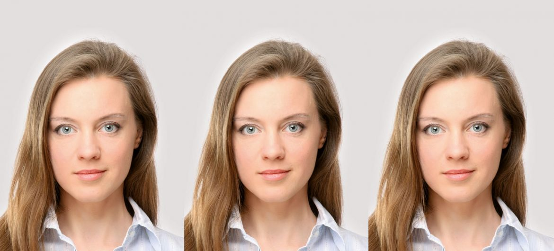 Biometrisches-Passbild